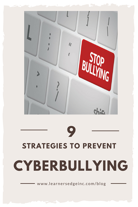 how to prevent cyberbullying in your classroom
