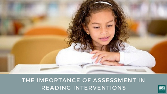 the importance of assessment in education