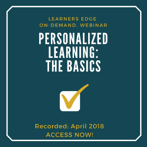 Personalized-Learning-Webinar