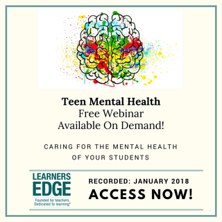 Teen Mental Health